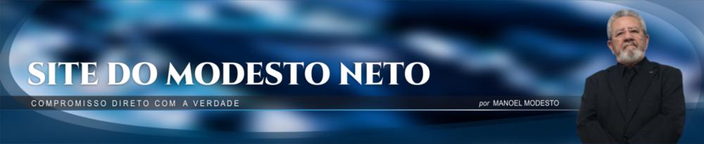 Site do Modesto Neto